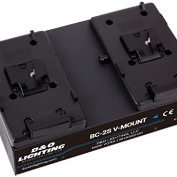 Rent Dual Channel V-Mount / V Lock Battery Charger with 16.8V Power Supply Output