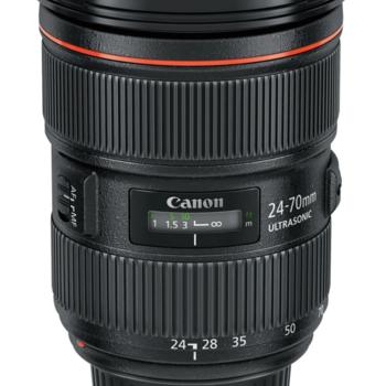 Rent Canon 24-70 II f/2.8