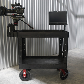 Rent Custom Camera Cart for ACs, DITs, General Use.