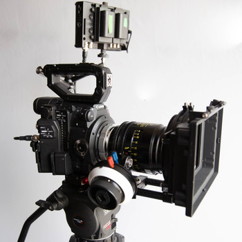 Rent C200 with PL Mount Cinema Package