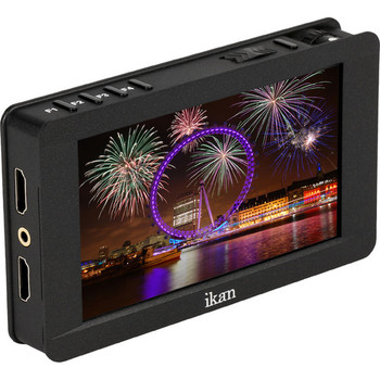 Rent HD monitor with HDMI input and output - takes canon batteries or AC power