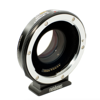 Rent Canon EF Lens to Micro Four Thirds T Speed Booster ULTRA 0.71x