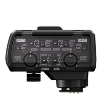 Rent Panasonic DMW-XLR1 XLR Microphone Adapter
