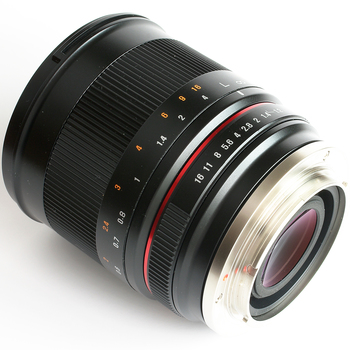 Rent Rokinon 50mm f/1.2 for Sony E-Mount