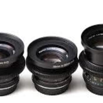 Rent Zeiss Contax Prime Lens Kit