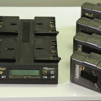 Rent Dionic 90 Battery kit