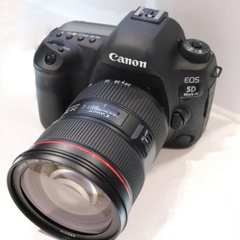Rent Canon 5D Mark IV Kit + 24-70mm