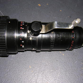 Rent Angenieux 12-120mm T2.2 C Mount zoom lens