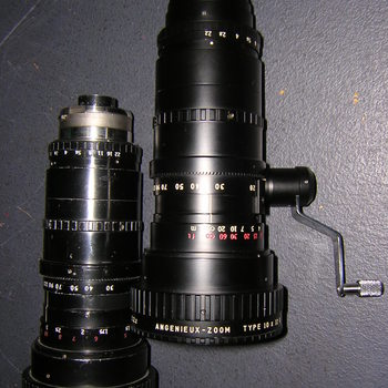 Rent Angenieux 12-120mm T2.2 Zoom lens IN Arri Bayonette Mount