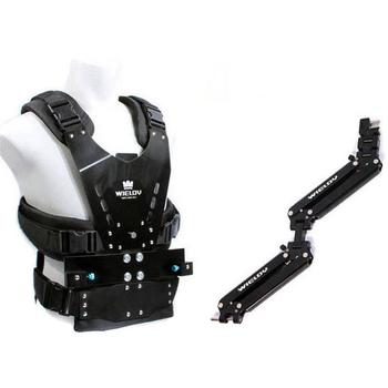 Rent Wieldy Load Vest and Arm for Stabilizers and Gimbals