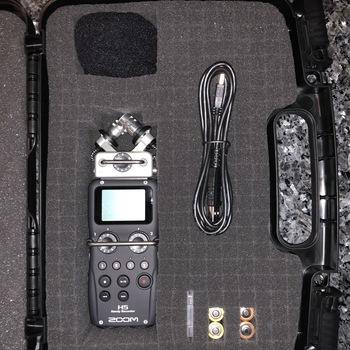 Rent Zoom H5 Recorder