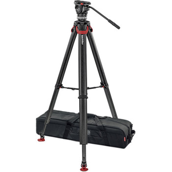 Rent sachtler flowtech 75 tripod  plus ace xl head