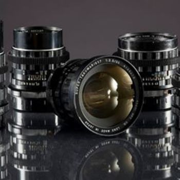 Rent Pentax  Medium Format Super Takumar Lens Set 1969 - Set of 5 Lenses