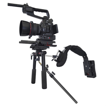 Rent Varizoom DV Media Rig Shoulder Mount Shock-Absorbing Stabilizer