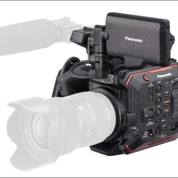 Rent Panasonic AU-EVA1 Compact 5.7K Super 35mm Cinema Camera