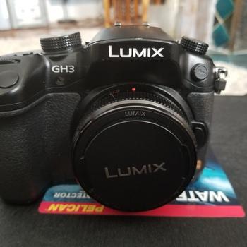 Rent Panasonic GH3 Lumix Camera!