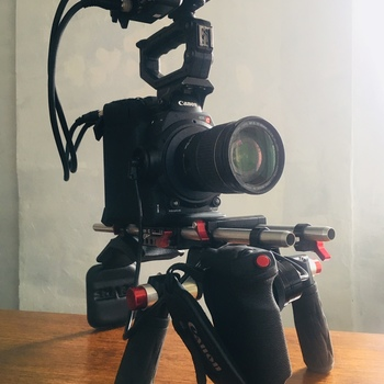 Rent New C300 Mark II - full kit with 17-55mm lens - ready to go!