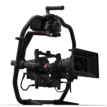 Rent DJI Ronin 2 + 4 batteries