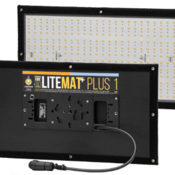 Rent Litegear LiteMat Plus 1 Hybrid LED Light Kit V Mount