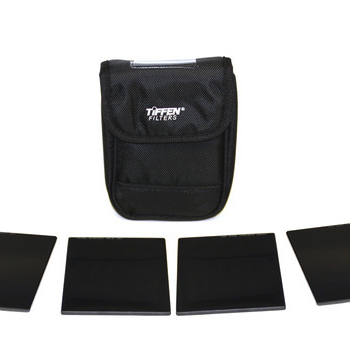 Rent Tiffen Pro Indie HV Neutral Density Filter Kit