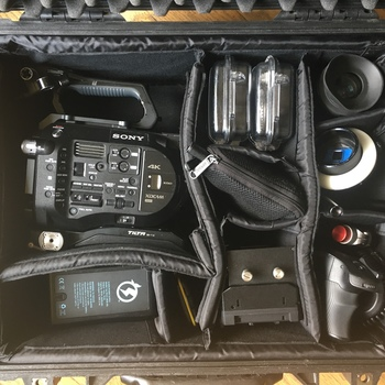 Rent Sony PXW-FS7 XDCA-FS7 Cinematographer Package