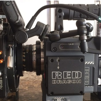 Rent Red Scarlet-W Dragon Sensor DSMC2 with EF and PL Mount