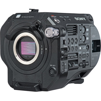 Rent Sony PXW-FS7 MARK 2 Camera Basic Package (1 of 3)