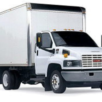 Rent 3 Ton Grip package Ram Promaster 3500 w hydraulic lift