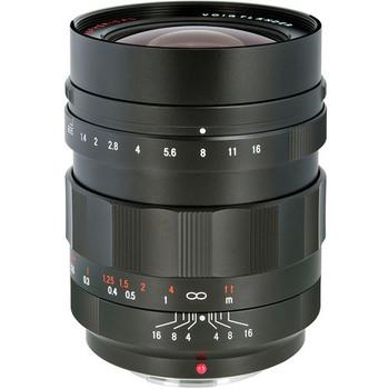 Rent Voightlander Nokton f0.95 Micro 4/3 prime lens 17.5mm