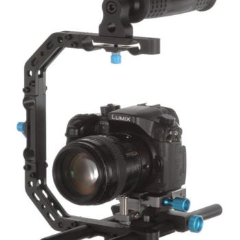 Rent Fotga DP3000 C-shape Bracket Cage +Top Handle Grip
