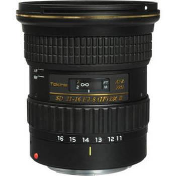 Rent Tokina 11-16 F2.8 Lens (3 of 3)