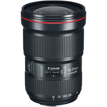 Rent Canon EF 16-35mm f/2.8 L II USM