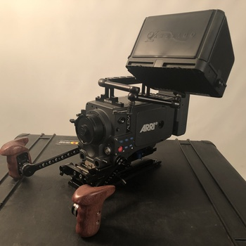 Rent ARRI Alexa EV Classic with Odyssey 7Q+