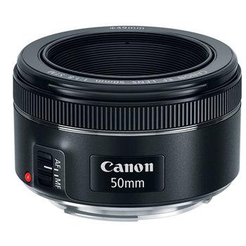 Rent Canon EF 50mm f/1.8 II STM