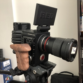 Rent RED Raven 4.5K Shooting Bundle with Lens