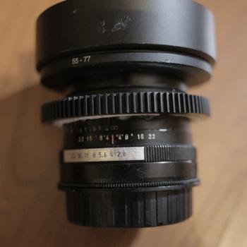 Rent Canon EOS Anamorphic 29mm f7.1
