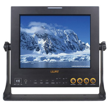 "Rent Lilliput Lilliput 969A/S 9.7"" LED Field Monitor"