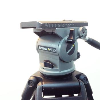 Rent Miller Arrow HD Head and Sticks