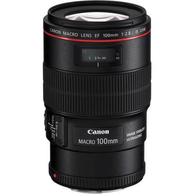 Canon f 100mm f 2 8l macro