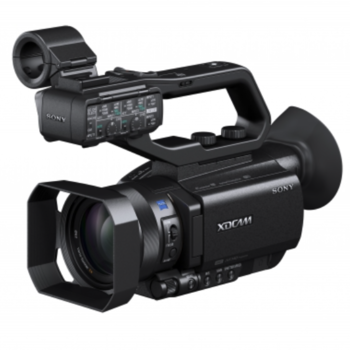 Rent Sony X70 with accessories & 4k license