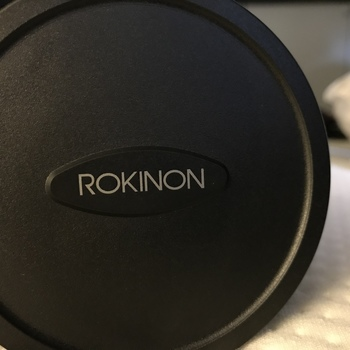 Rent Rokinon Cinema 10mm f/2.8 Lens
