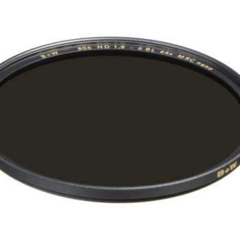 Rent B+W 46mm XS-Pro MRC-Nano 806 Solid Neutral Density 1.8 Filter