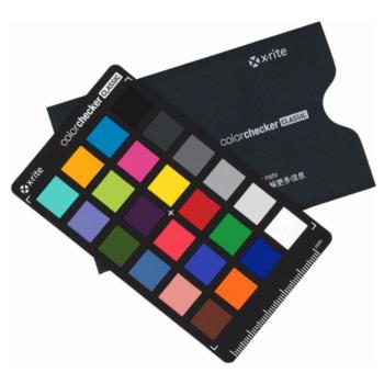 Rent X-Rite Mini ColorChecker Classic