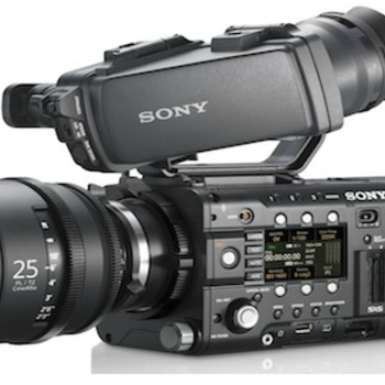Rent Sony F5 Standard Package