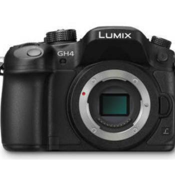 Rent Panasonic Lumix GH4 Package