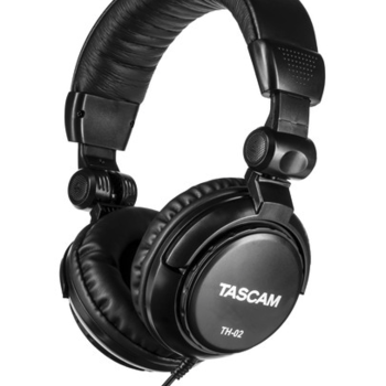 Rent Tascam TH-02 Studio Headphones