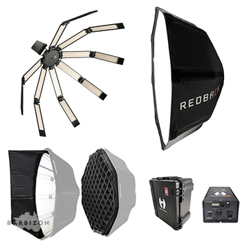 Rent Hudson Spider 400w Parabolic LED