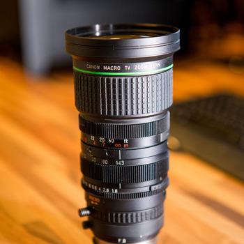 Rent Canon J15X9.5B CINE ZOOM