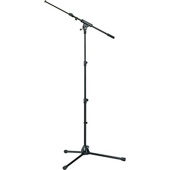 Rent K&M 252 Microphone Stand w/ Boom Arm