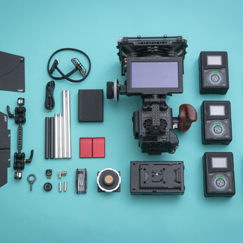 Rent RED Scarlet-W 5k - Full, Ready to Shoot Package